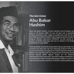 The Late Abu_Bakar_Hashim