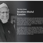 The Late Ibrahim_Mohd_Kassim